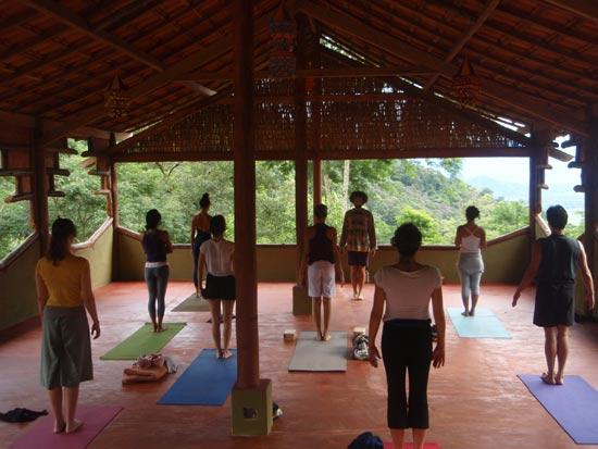 ... Bhakti Yoga a se realizar entre os dias 19 e 21 de outubro, na Ecovila
