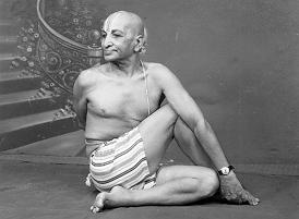 book Yogāsanagalu by written by T Krishnamacharya in 1941