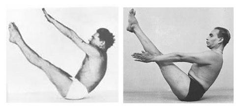 Pilates e Iyengar